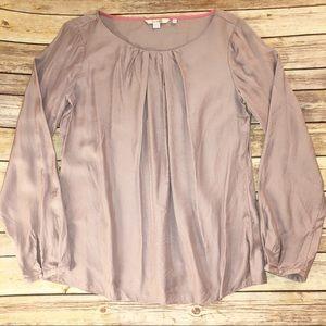 Boden — Long Sleeve Blouse Size 8